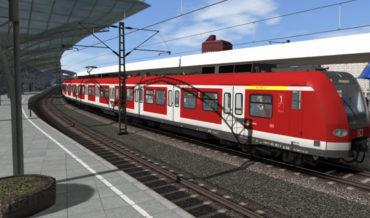 S6 nach Düsseldorf