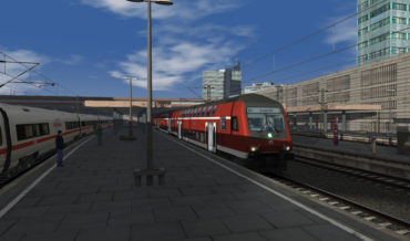 RE1 nach Aachen