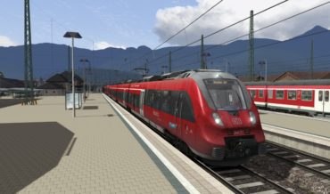 RB5408 nach München